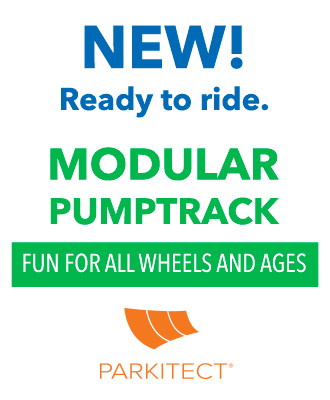COMING SOON! Modular Pump Track